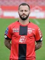 13th November 2020; Stade Gaston Gérard, Dijon, France; Dijon FC official portrait pictyres for season 2020-21, League 1;  Sammaritano