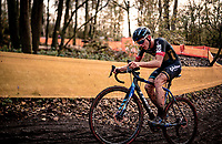 Thibau Nys (BEL/Telenet Fidea Lions)<br /> <br /> Jaarmarktcross Niel (BEL) 2020<br /> Men's Race<br /> <br /> ©kramon
