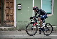Egan Bernal (COL/Ineos Grenadiers)<br /> <br /> Stage 5 from Castellalto to Castelfidardo (205km)<br /> <br /> 56th Tirreno-Adriatico 2021 (2.UWT) <br /> <br /> ©kramon