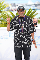 CANNES, FRANCE. July 6, 2021: Spike Lee at the photocall for the Jury at the 74th Festival de Cannes.<br /> Picture: Paul Smith / Featureflash