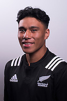 Xavier Numia. The 2016 New Zealand Schools rugby union team headshots at King's College, Auckland, New Zealand on Friday, 30 September 2016. Photo: Dave Lintott / lintottphoto.co.nz