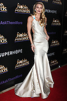 BEVERLY HILLS, CA - FEBRUARY 27: AnnaLynne McCord at the 3rd Annual Noble Awards at the  Beverly Hilton Hotel in Beverly Hills, California on February 27, 2015. Credit: David Edwards/DailyCeleb/MediaPunch