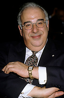Montreal (Qc) Canada  file Photo - 1996- , Andre Berard, President , banque Nationale