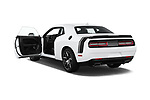 Car images of 2016 Dodge Challenger Scat-Pack 2 Door Coupe Doors