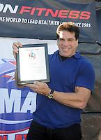 Red Carpet Fitness Honoring Lou Ferrigno