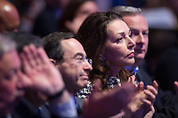 VALERIE BOYER PENDANT LE CONSEIL NATIONAL DES REPUBLICAINS LE 14 JANVIER 2017 ¿ PARIS