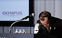 Olympus President News Conference