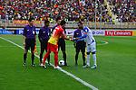 Foolad (IRN) vs Al-Fateh (KSA) during the 2014 AFC Champions League Match Day 2 Group B match on 11 March 2014 at Ghadir Stadium, Ahvaz, Iran. Photo by Stringer / Lagardere Sports