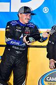 #16: Brett Moffitt, Hattori Racing Enterprises, Toyota Tundra AISIN Group championship