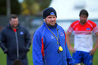 Horowhenua Kapiti coach Chris Wilton after losing the Heartland Championship and PGG Wrightson Cup rugby match between Horowhenua-Kapiti and Wairarapa Bush at Levin Domain in Levin, New Zealand on Saturday, 8 August 2020. Photo: Dave Lintott / lintottphoto.co.nz