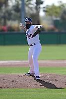 Brian Wilson - Los Angeles Dodgers 2014 spring training (Bill Mitchell)