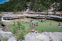 Bull Creek District Park Greenbelt Swimming Holes - Stock Photo Image Gallery