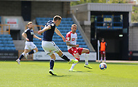 first goal scored for Millwall by Jed Wallace of Millwall during Millwall vs Bristol City, Sky Bet EFL Championship Football at The Den on 1st May 2021