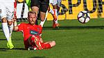 10.08.2019, Donaustadion, Ulm, GER, DFB Pokal, SSV Ulm 1846 Fussball vs 1. FC Heidenheim, <br /> DFL REGULATIONS PROHIBIT ANY USE OF PHOTOGRAPHS AS IMAGE SEQUENCES AND/OR QUASI-VIDEO, <br /> im Bild Marc Schnatterer (Heidenheim, #7)<br /> <br /> Foto © nordphoto / Hafner