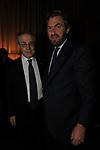 ALBERTO QUADRIO CURZIO E BERNABO' BOCCA <br /> PREMIO GUIDO CARLI - TERZA  EDIZIONE<br /> PALAZZO DI MONTECITORIO - SALA DELLA LUPA<br /> CON RICEVIMENTO  HOTEL MAJESTIC   ROMA 2012