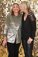 """Melanie Blatt and Natalie Appleton<br /> arrives for the World Premiere of """"Absolutely Fabulous: The Movie"""" at the Odeon Leicester Square, London.<br /> <br /> <br /> ©Ash Knotek  D3137  29/06/2016"""