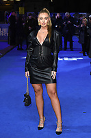 """Tyne Lexi Carson<br /> arriving for the """"Blue Story"""" premiere at the Curzon Mayfair, London.<br /> <br /> ©Ash Knotek  D3534 14/11/2019"""