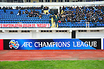Nasaf vs Tractorsazi Tabriz during the 2015 AFC Champions League Group D match on February 25, 2015 at the Karshi Central Stadium in Karshi, Uzbekistan. Photo by Anvar Ilyasov / World Sport Group