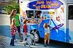 Neighborhood Ice Cream Truck, San Luis Obispo, California