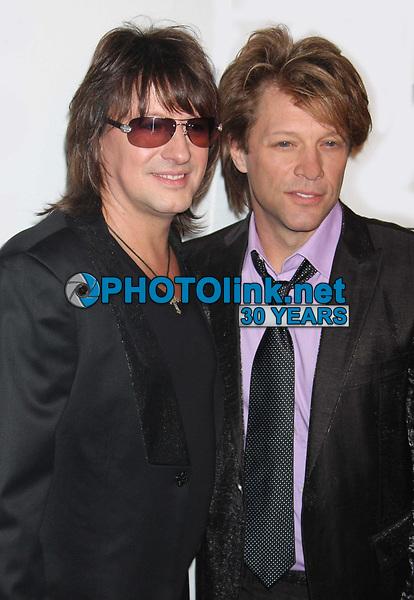 Richie Sambora Jon Bon Jovi 2009<br /> Photo By John Barrett/PHOTOlink.net
