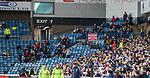 04.03.2020: Rangers v Hamilton: Accies support