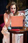 "Lola Baldrich during the theater play of ""Addio del Passato"" at Fernan Gomez Theater in Madrid. March 15, 2017. (ALTERPHOTOS/Borja B.Hojas)"