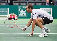 11-02-13, Tennis, Rotterdam, ABNAMROWTT, Robert Lindstedt,