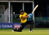 Benny Howell hits out for Gloucestershire during Kent Spitfires vs Gloucestershire, Vitality Blast T20 Cricket at The Spitfire Ground on 13th June 2021
