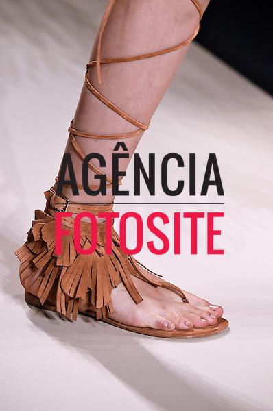 Milao, Itália '09/2014 - Desfile de Alberta Ferretti durante a Semana de moda de Nova Milao  -  Verao 2015. <br /> <br /> Foto: FOTOSITE