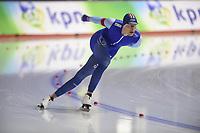 SPEEDSKATING: CALGARY: Olympic Oval, 02-03-2019, ISU World Allround Speed Skating Championships, 5000m Men, Sindre Henriksen (NOR), ©Fotopersburo Martin de Jong