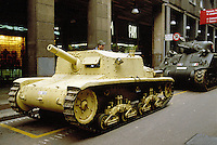 - Italian Army, self-propelled anti-tank gun Fiat Ansaldo 75/18 of World War II....- Esercito Italiano, cannone semovente controcarro FIAT Ansaldo  75/18 della II Guerra Mondiale