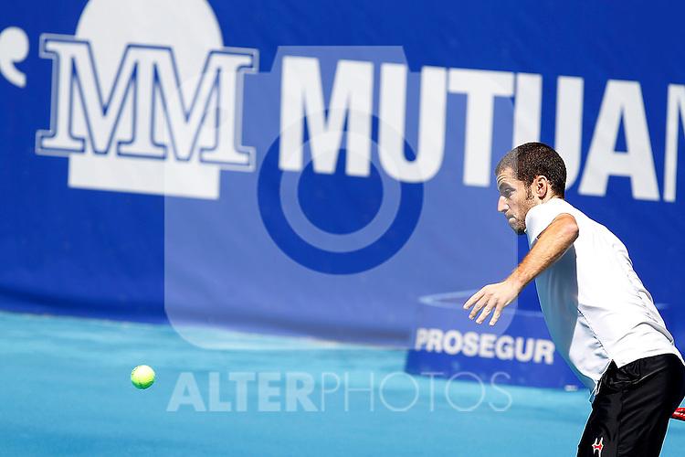 during Madrid Open Tennis 2012 Match.(ALTERPHOTOS/ALFAQUI/Acero)