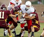 Brandon Valley at Harrisburg High School Football