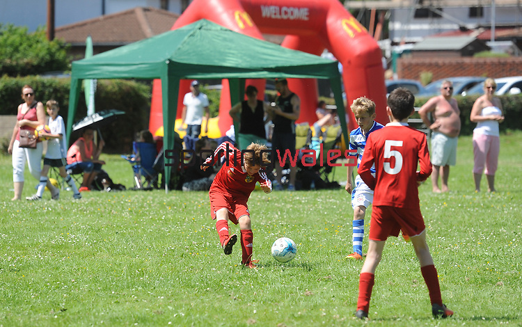 Abergavenny McDonalds Community Football - Abergavenny Leisure centre - Sunday 18th June 2017 - Wales <br /> <br /> ©www.fotowales.com - Please Credit: Ian Cook - Sportingwales