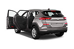 Car images close up view of a 2019 Hyundai Tucson Value 5 Door SUV doors