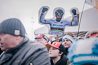 defending World Champion Wout Van Aert (BEL/Crelan-Charles) is also the new champion of the world...<br /> <br /> Elite Men's Race<br /> 2018 CX World Championships<br /> Valkenburg - The Netherlands