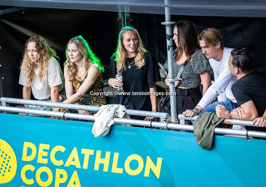Utrecht, The Netherlands,  September 5, 2021,  Jaarbeurs, Decathlon Copa de Padel, Photo: Tennisimages/Henk Koster
