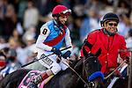 MAY 01, 2021: John Velazquez wins the Kentucky Derby  aboard Medina Spirt at Churchill Downs in Louisville, Kentucky on May 1, 2021. EversEclipse Sportswire/CSM