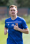 St Johnstone players back for the first day of training at McDiarmid Park in preparation for the 2019-2020 season…25.06.19<br />Pictured Liam Craig<br />Picture by Graeme Hart.<br />Copyright Perthshire Picture Agency<br />Tel: 01738 623350  Mobile: 07990 594431