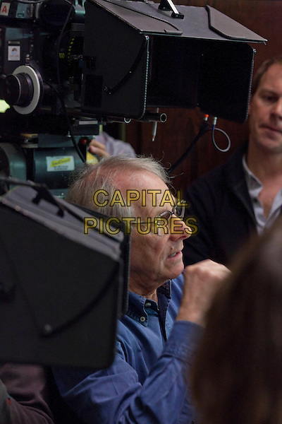 Ken Loach.on the set of The Angels' Share (2012).*Filmstill - Editorial Use Only*.CAP/NFS.Supplied by Capital Pictures.