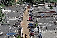 Favela do Flamenguinho em Osasco. Sao Paulo. 2013. Foto de Marcia Minillo.