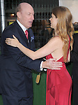 Amy Adams and Ed Lauter at the Warner Bros. Pictures Premiere of Trouble with the Curve held at Mann's Village Theatre in Westwood, California on September 19,2012                                                                               © 2012 Hollywood Press Agency