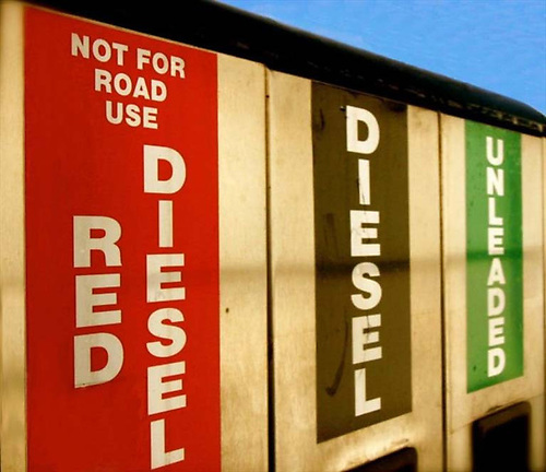 No Red Diesel for Northern Ireland Boaters