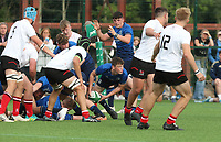 Saturday 5th September 2021<br /> <br /> Oliver Coffey during U18 Schools inter-pro between Ulster Rugby and Leinster at Newforge Country Club, Belfast, Northern Ireland. Photo by John Dickson/Dicksondigital