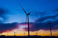 Wind Power green energy in El Central California CA for better ecology and Save our Earth