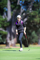 Lilly Griffin. Day one of the Jennian Homes Charles Tour / Brian Green Property Group New Zealand Super 6s at Manawatu Golf Club in Palmerston North, New Zealand on Thursday, 5 March 2020. Photo: Dave Lintott / lintottphoto.co.nz