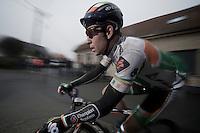 Dwars Door Vlaanderen 2013.Matthew Brammeier (IRL)