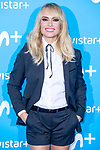 Patricia Conde attends to blue carpet of presentation of new schedule of Movistar+ at Queen Sofia Museum in Madrid, Spain. September 12, 2018.  (ALTERPHOTOS/Borja B.Hojas)