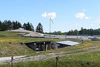 Festung Tingstäde Fästning, erbaut 1904-1914 auf der Insel Gotland, Schweden, Europa<br /> fortress Tingstäde built 1904-1914, Isle of Gotland, Sweden