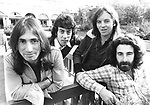 10cc  1973  Lol Creme, Graham Gouldman, Eric Stewart and Kevin Godley<br /> © Chris Walter